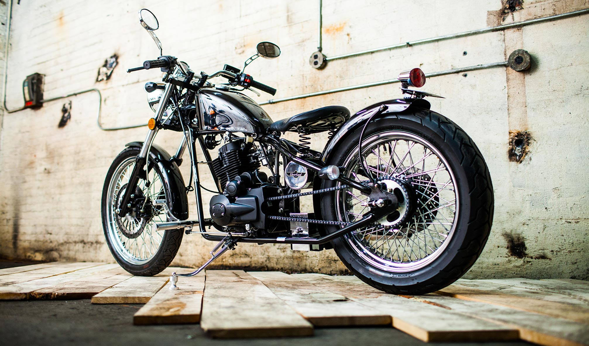 2013 Cleveland CycleWerks Heist Review