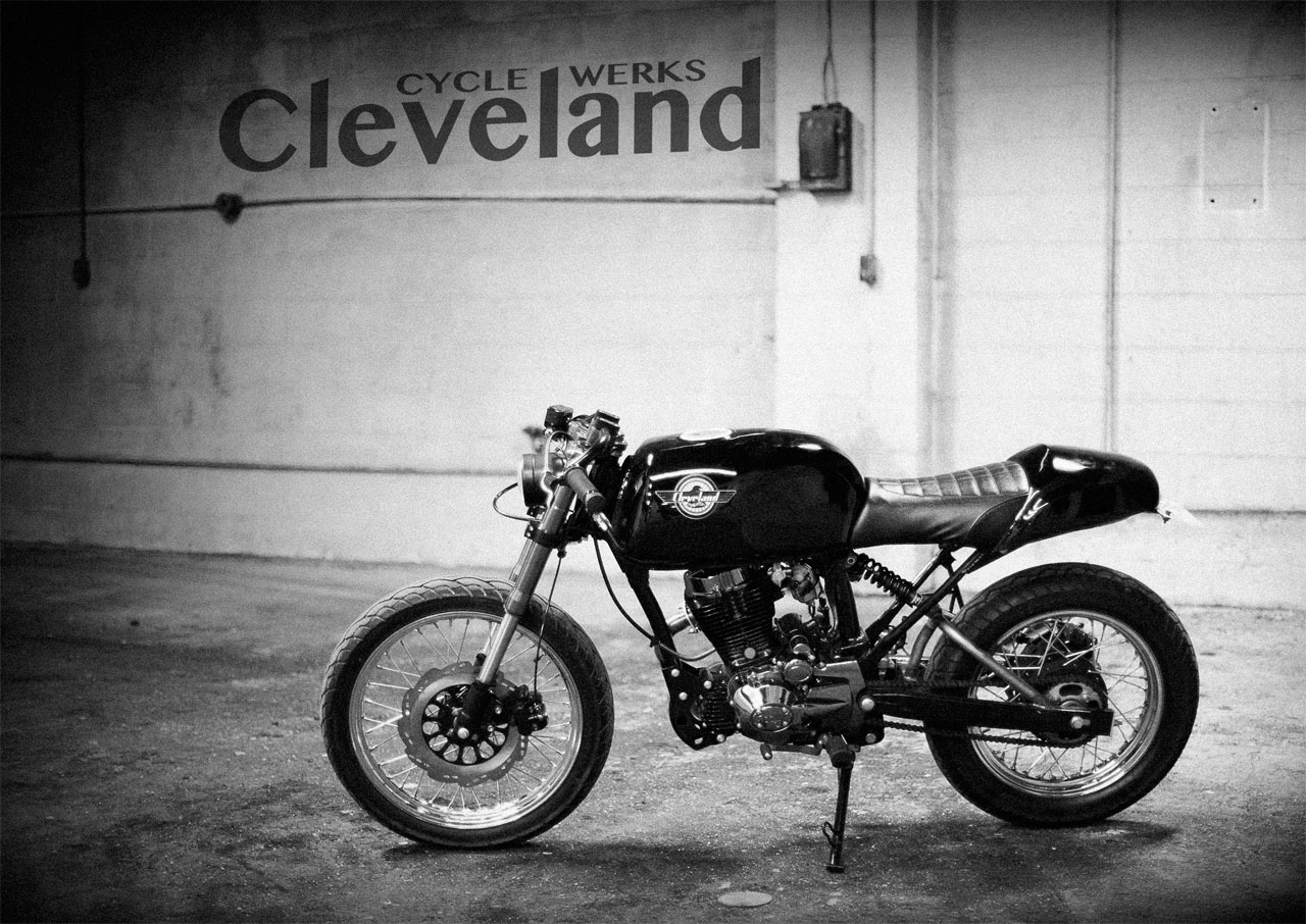 2013 Cleveland CycleWerks Misfit Review