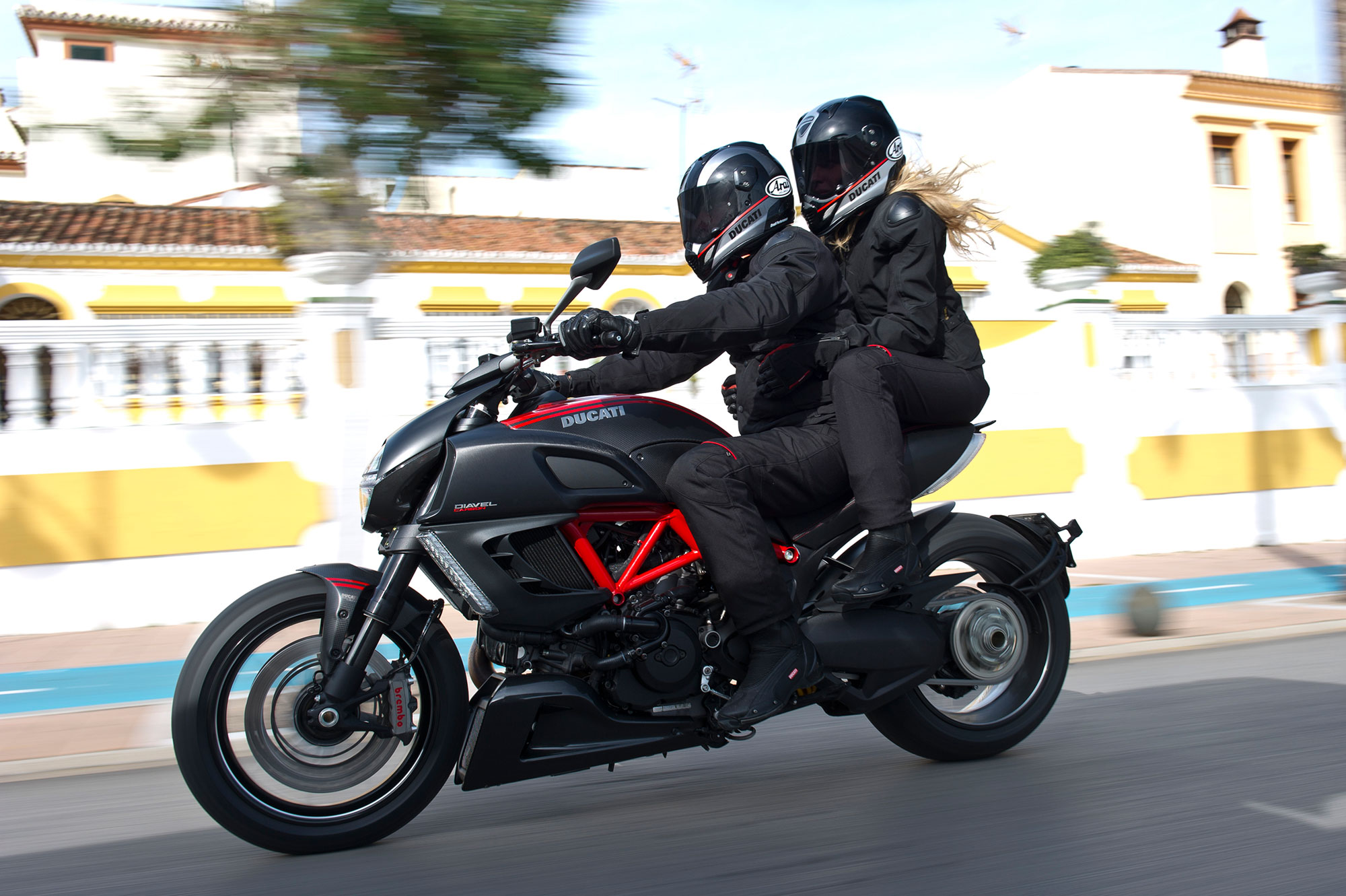 Is Ducati Monster A  Seater