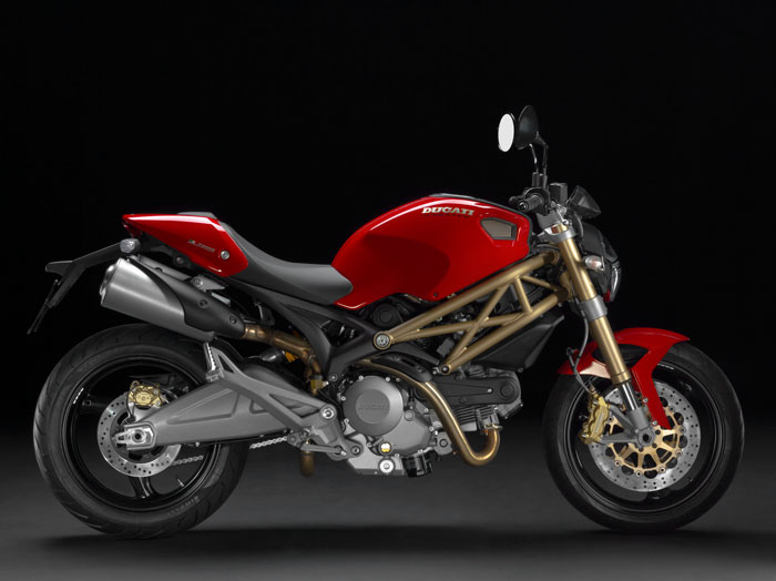 2013 Ducati Monster 696 20th Anniversary
