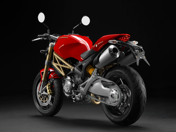 2013 Ducati Monster 796 20th Anniversary