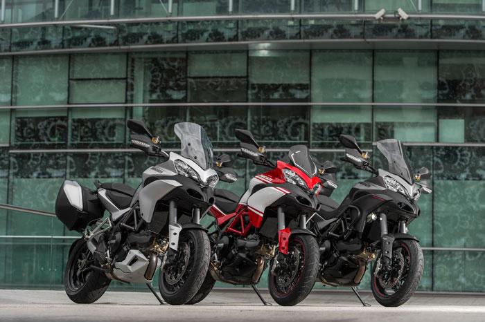 2013 Ducati Multistrada 1200S Granturismo