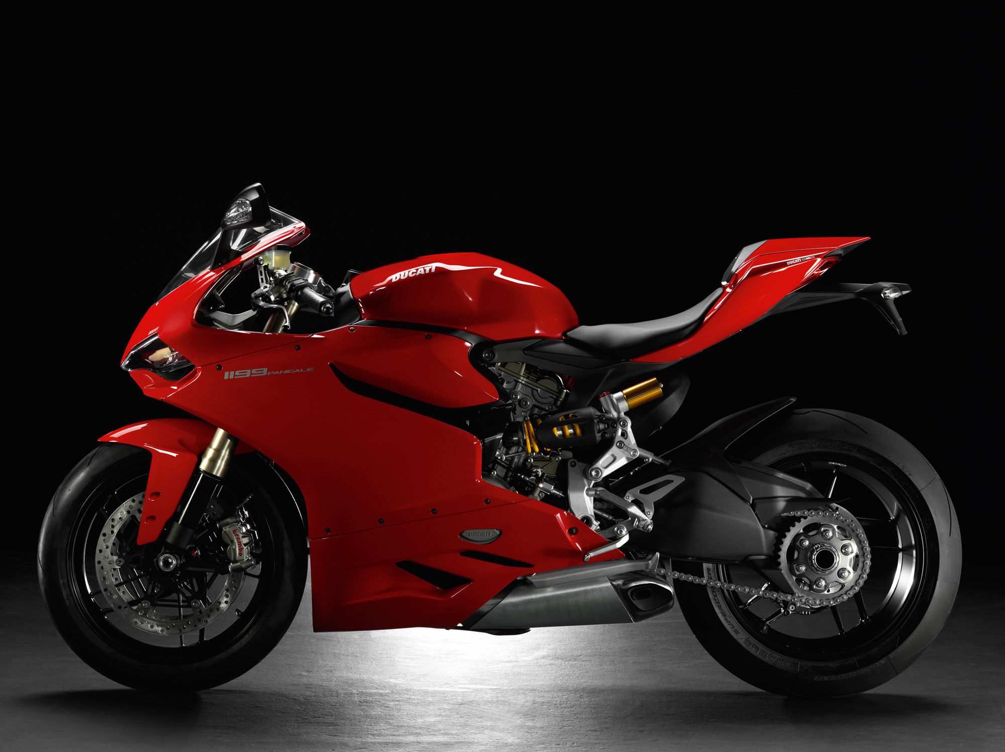 2013 Ducati Superbike 1199 Panigale Review