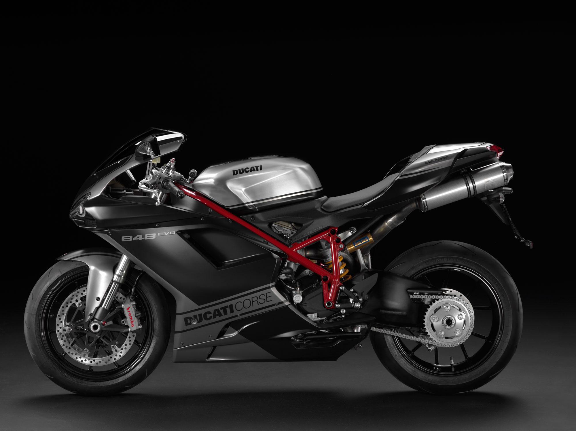 2013 Ducati Superbike 848 EVO Corse SE Review