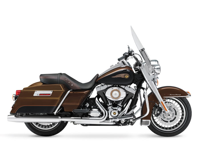 2013 Harley-Davidson FLHR Road King 110th Anniversary
