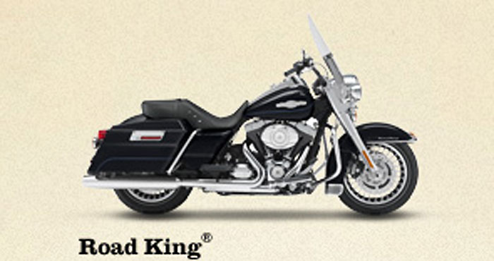 2013 Harley-Davidson FLHR Road King Peace Officer