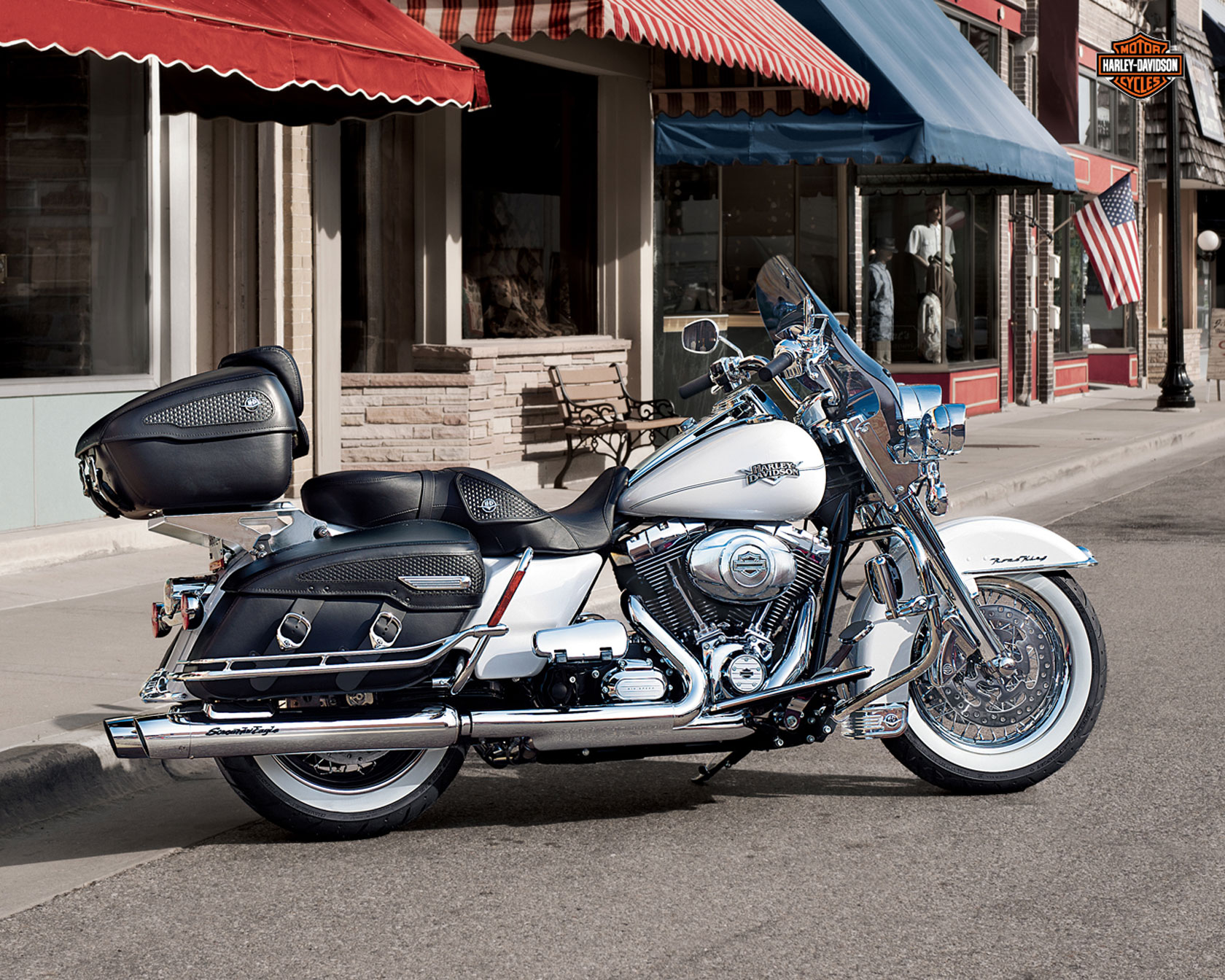 Back to 2013 Harley-Davidson Motorcycle Model Review Page