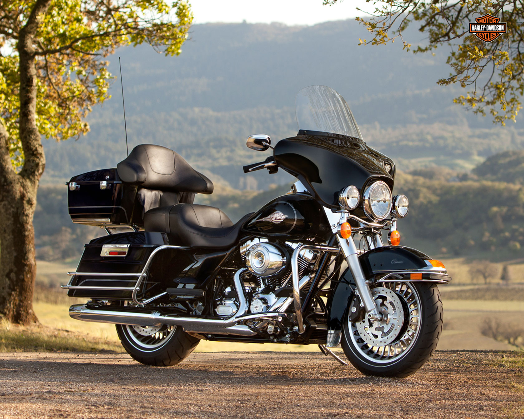 Harley Davidson Electra Glide Classic Review