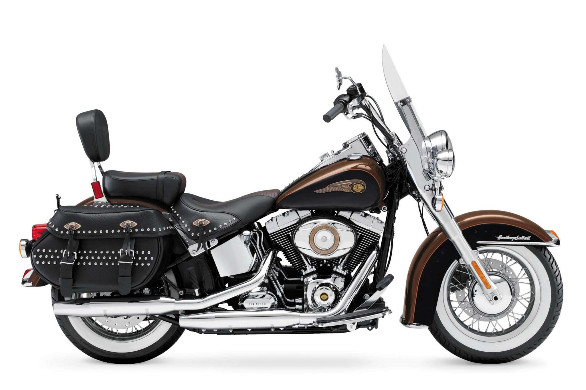 2013 harley davidson flstc heritage softail classic review. Black Bedroom Furniture Sets. Home Design Ideas