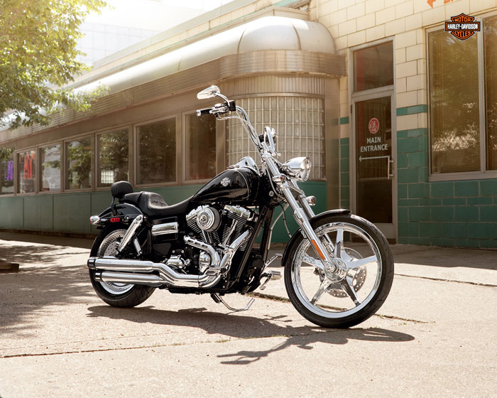 2013 Harley-Davidson FXDWG Dyna Wide Glide Review
