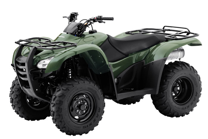 2013 Honda FourTrax Rancher TRX420TM