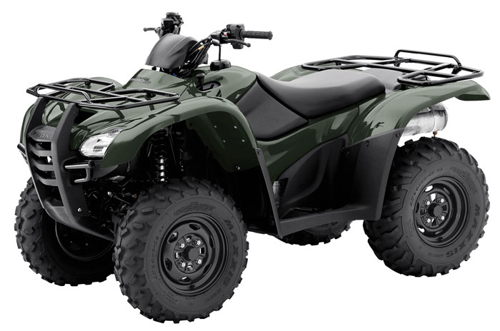 2013 Honda FourTrax Rancher AT TRX420FA