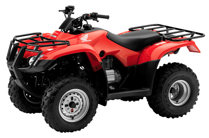 2013 Honda FourTrax Recon TRX250TM