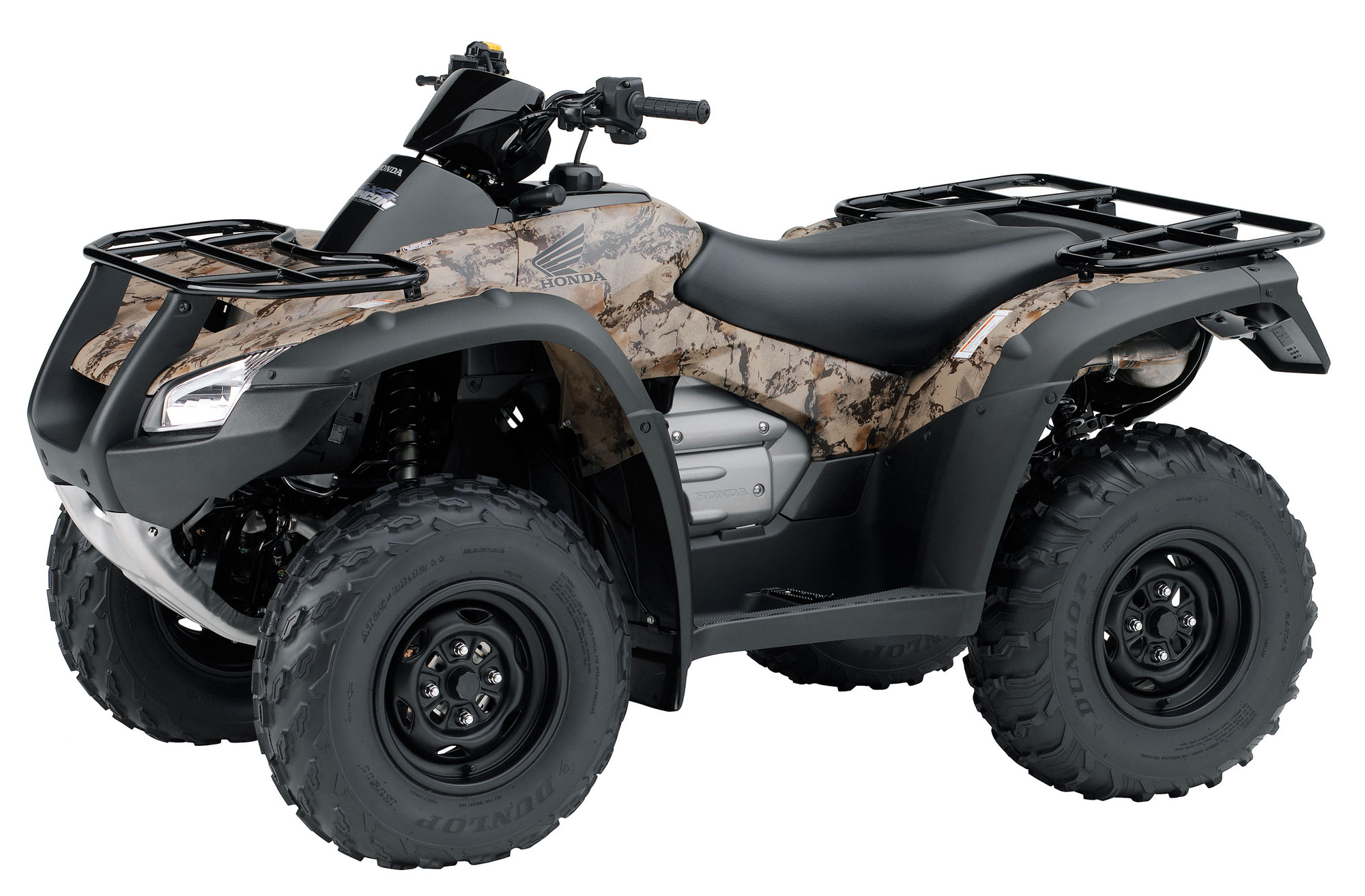 2013 honda fourtrax rincon trx680fa review. Black Bedroom Furniture Sets. Home Design Ideas