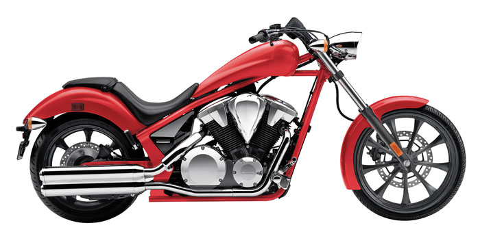 2013 Honda Fury VT1300CX