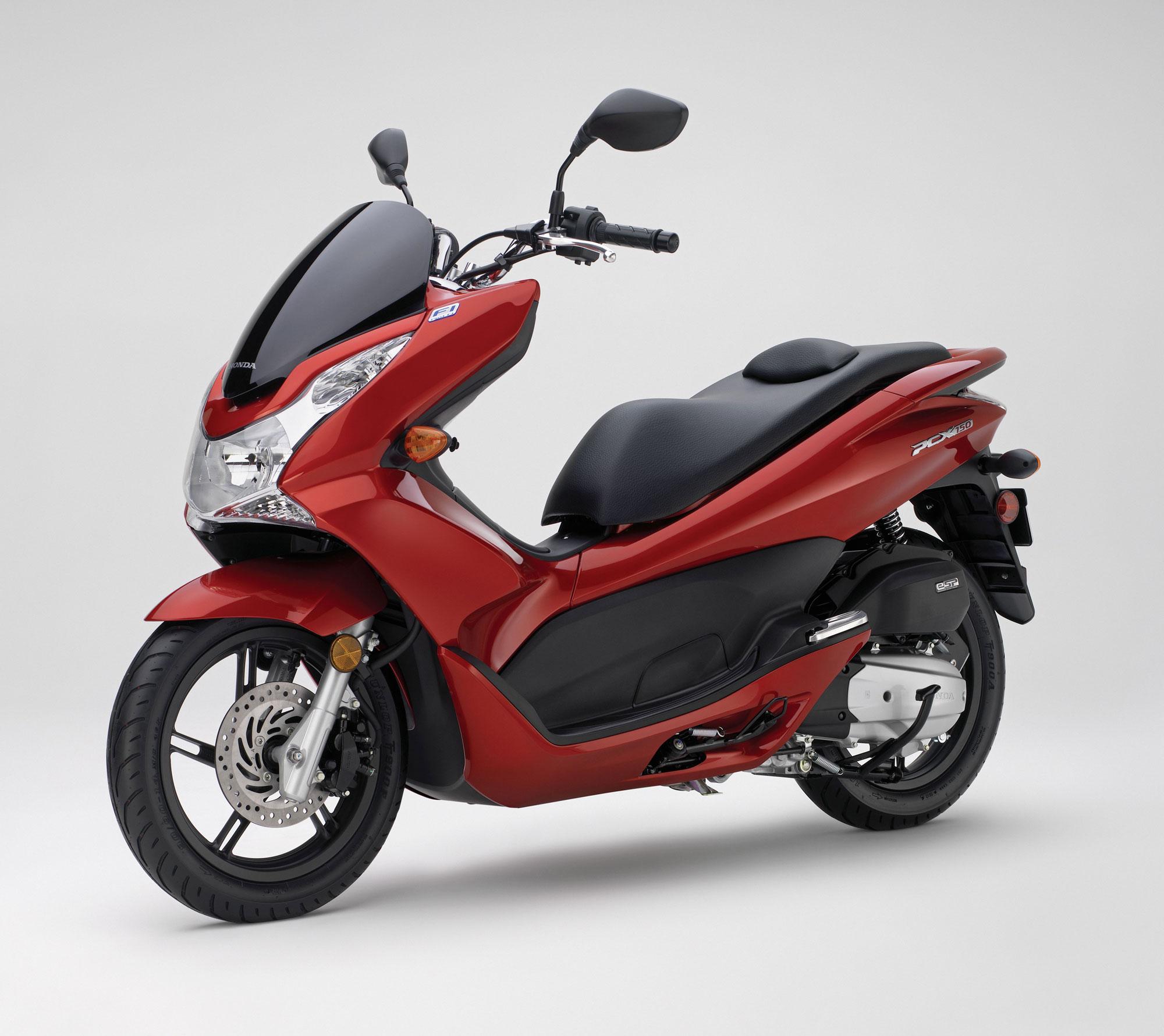 Honda Of Everett >> 2013 Honda PCX150 Review