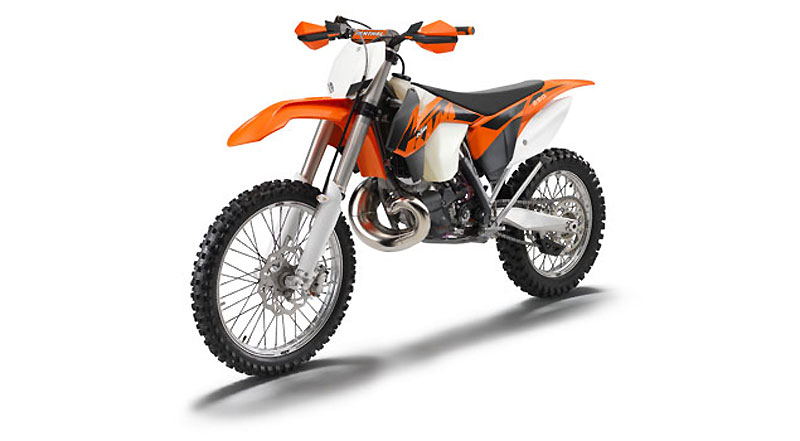2013 KTM 250XC Review