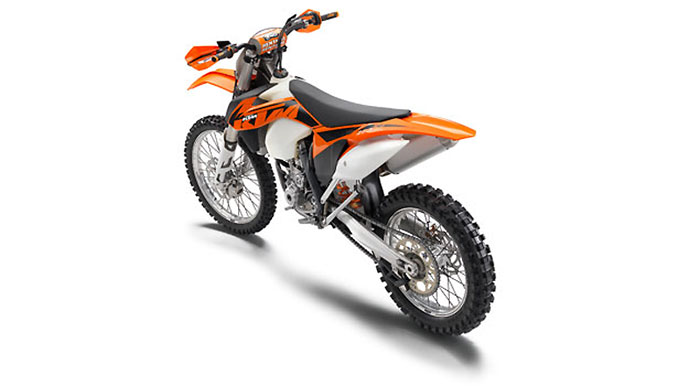 2013 KTM 250XC-F Review