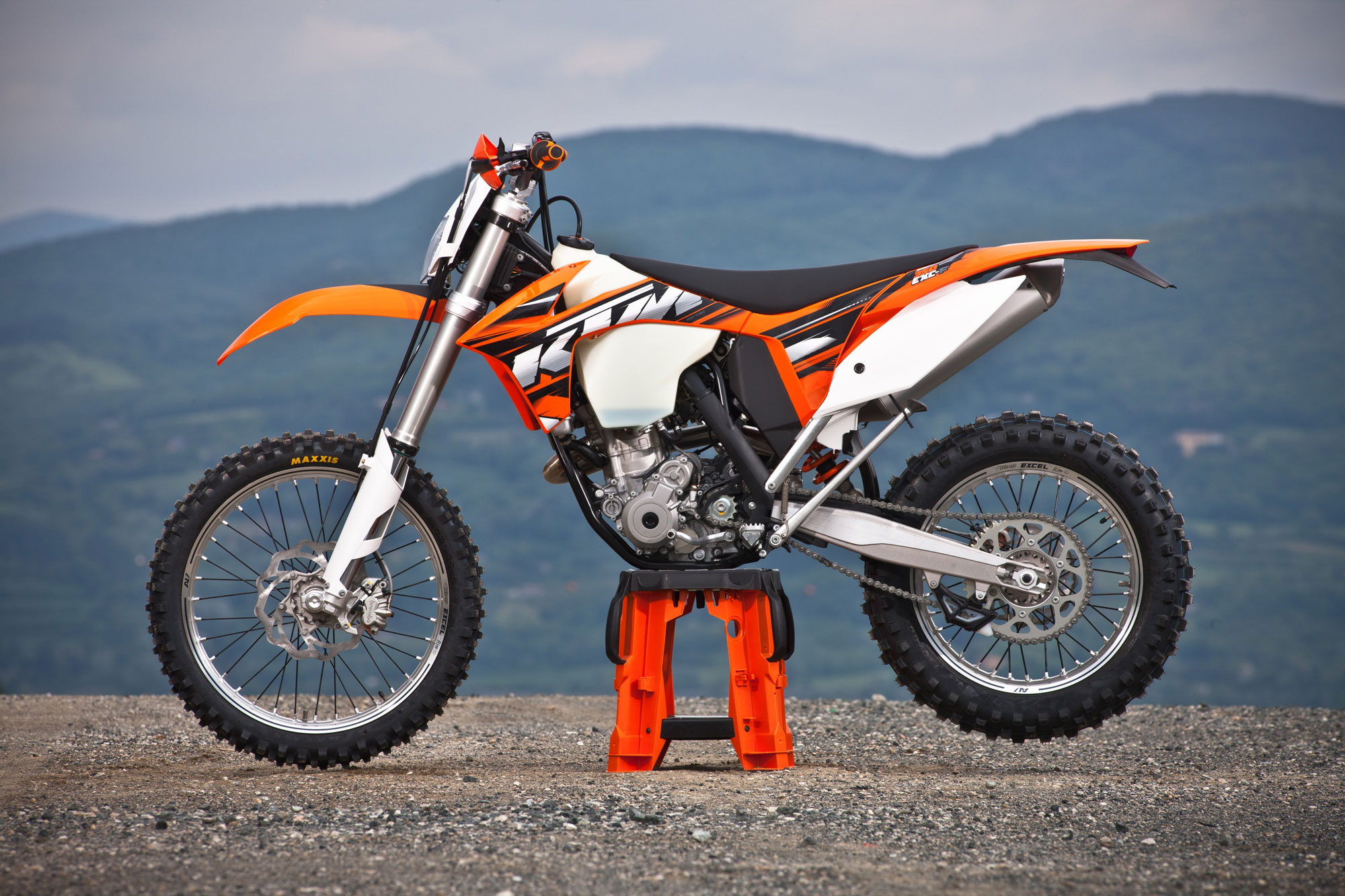 2013 Ktm 350exc F Review