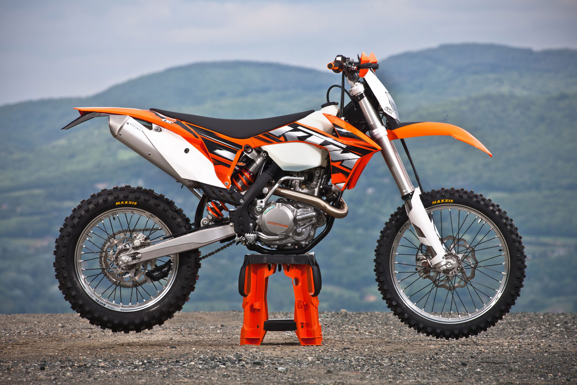 2013 KTM 450EXC Review