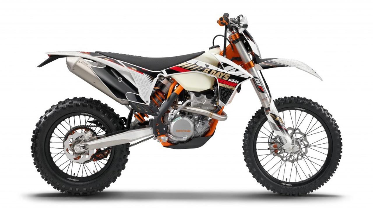 2013 KTM 500EXC Six Days Review