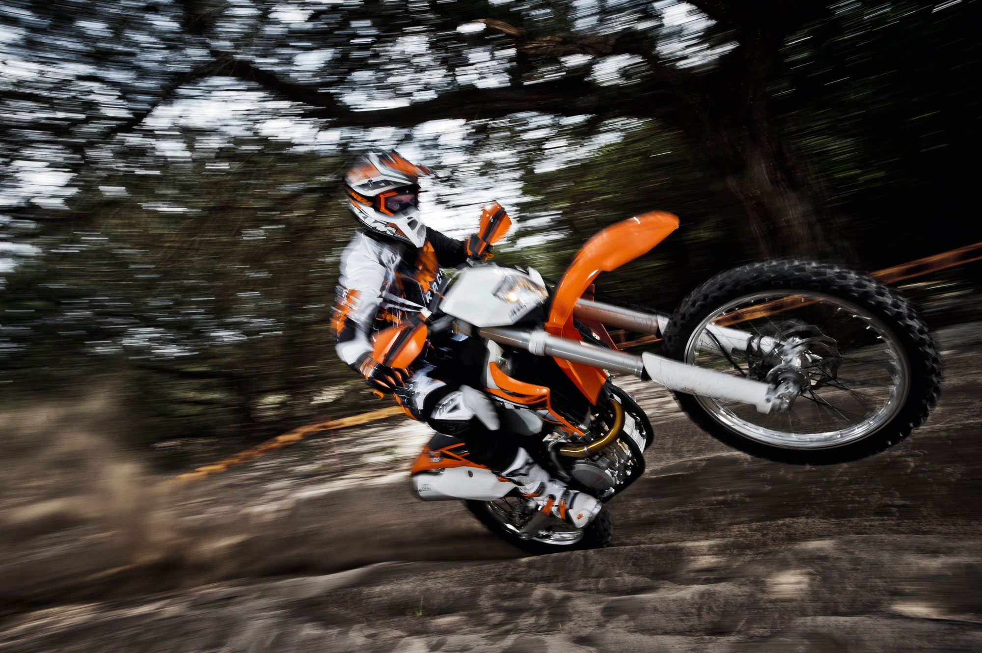 2013 KTM 500EXC Review