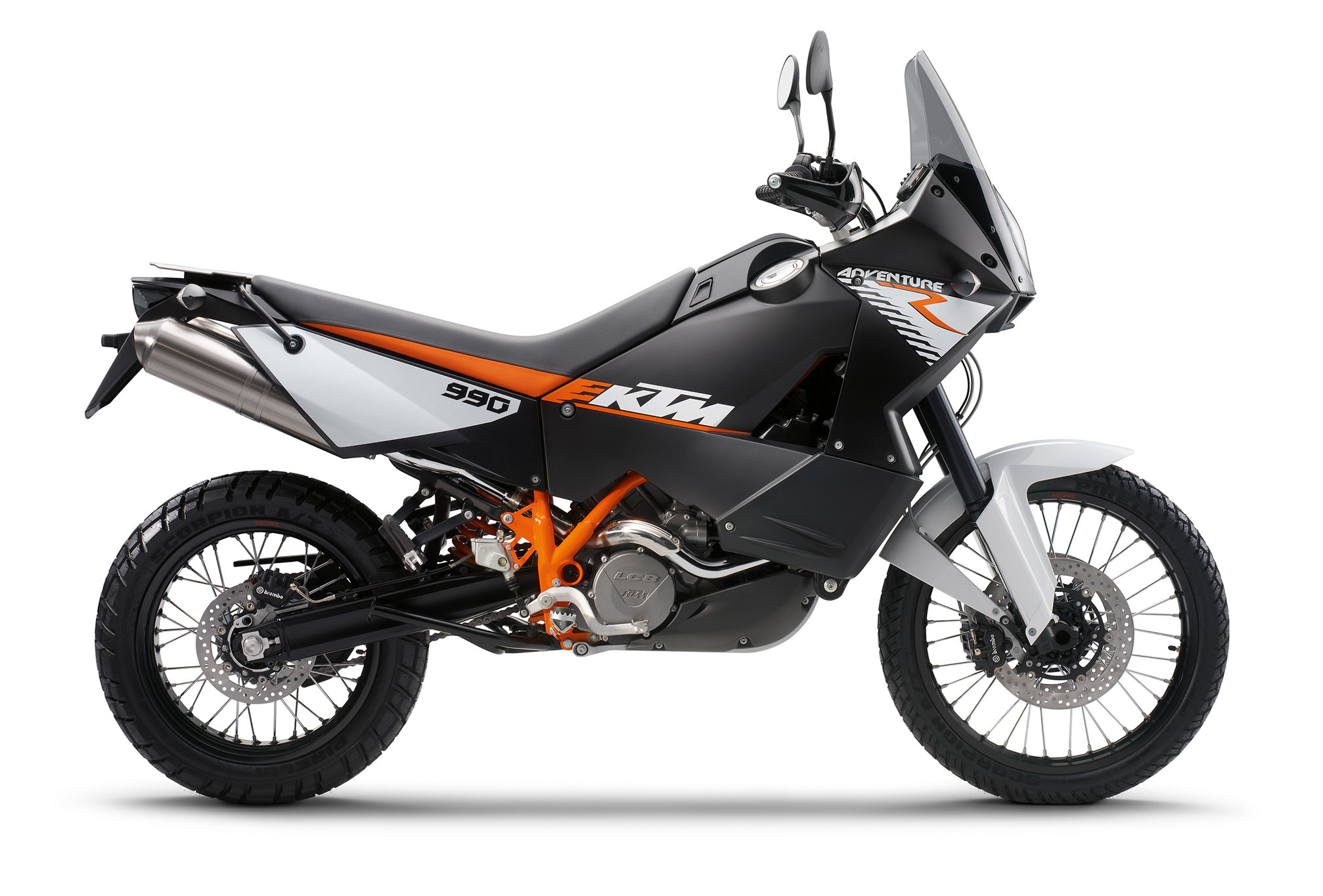 2013 KTM 990 Adventure Review