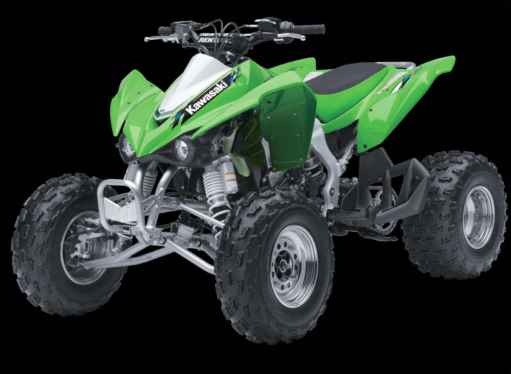 2013 Kawasaki KFX450R Review