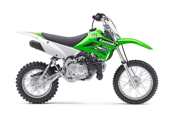 2013 Kawasaki KLX110L