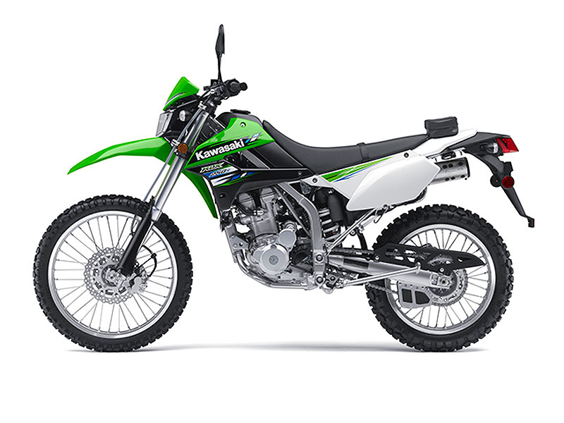 2013 Kawasaki KLX250S Review