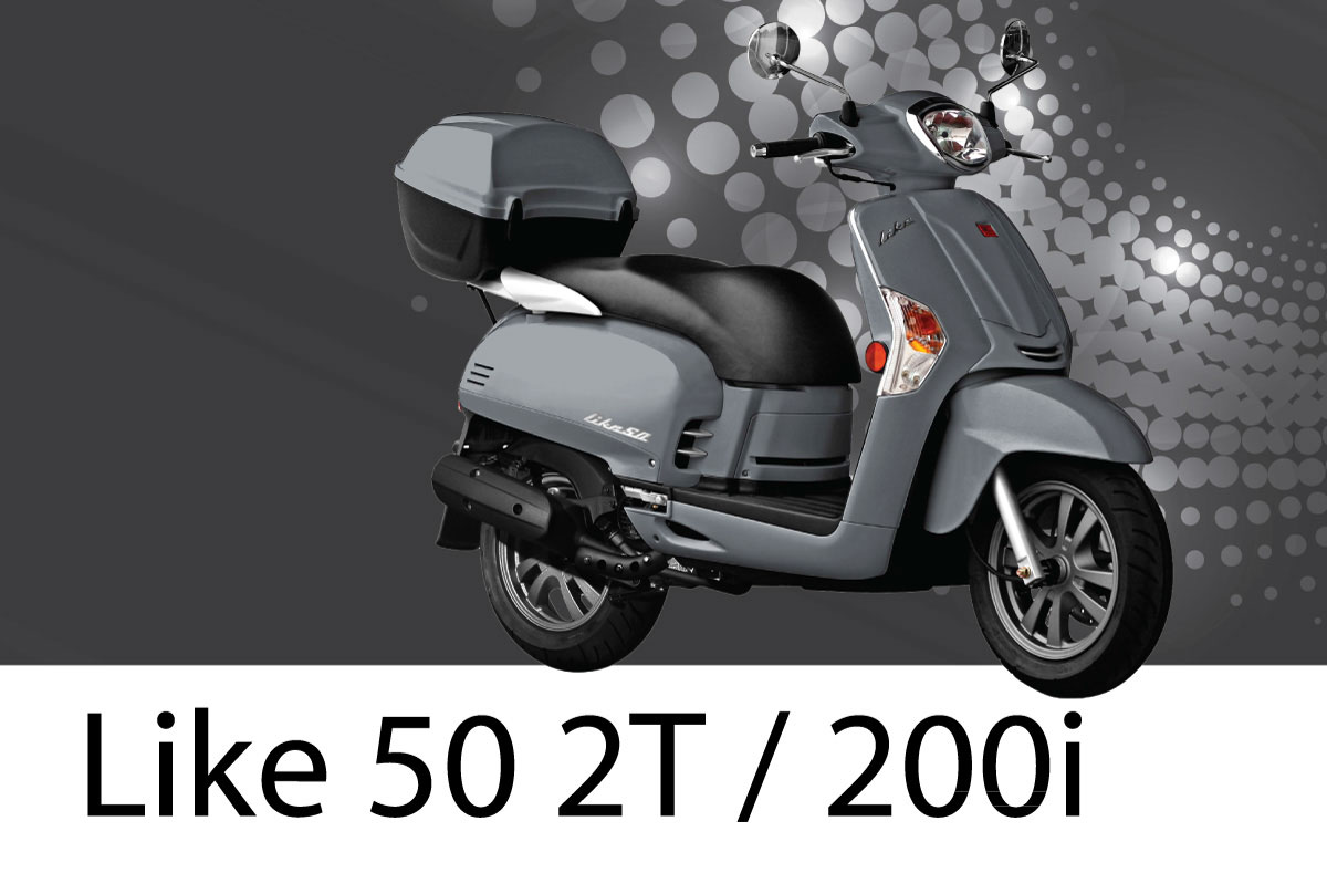 2013 Kymco Like 50 Review