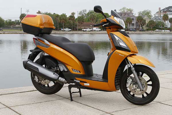 2013 Kymco People GT 300i