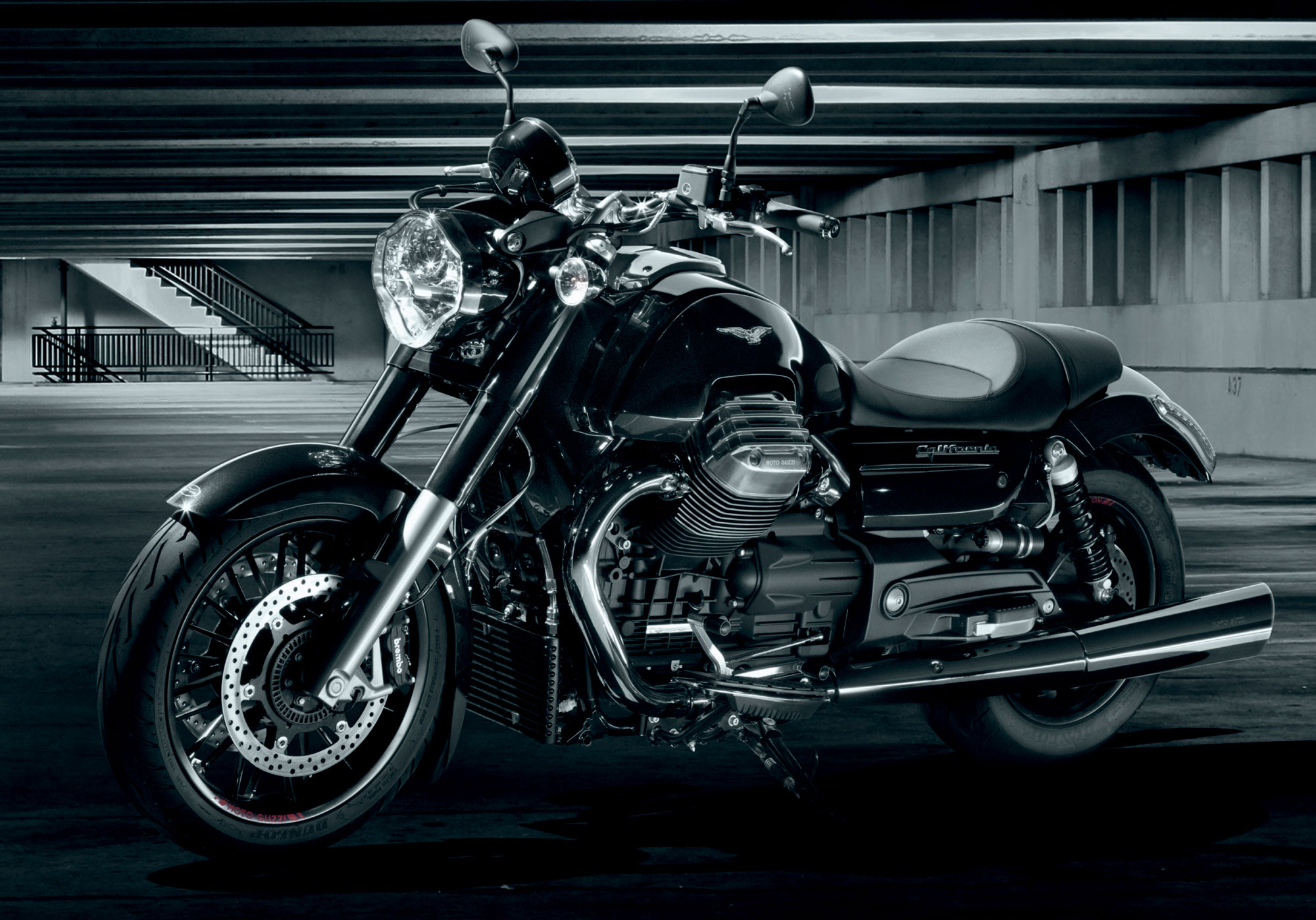 2013 Moto Guzzi California 1400 Custom Review