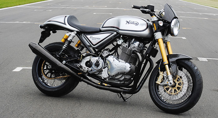 2013 Norton Commando 961SF