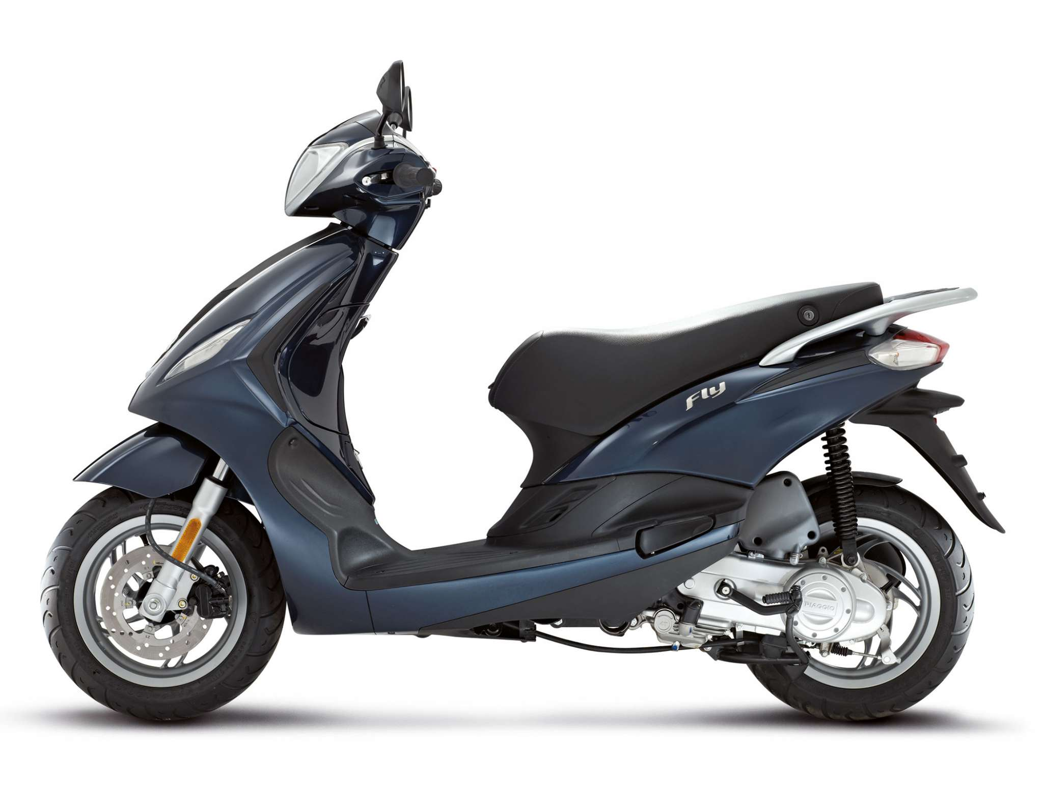 2013 Piaggio Fly 150 Scooter Review