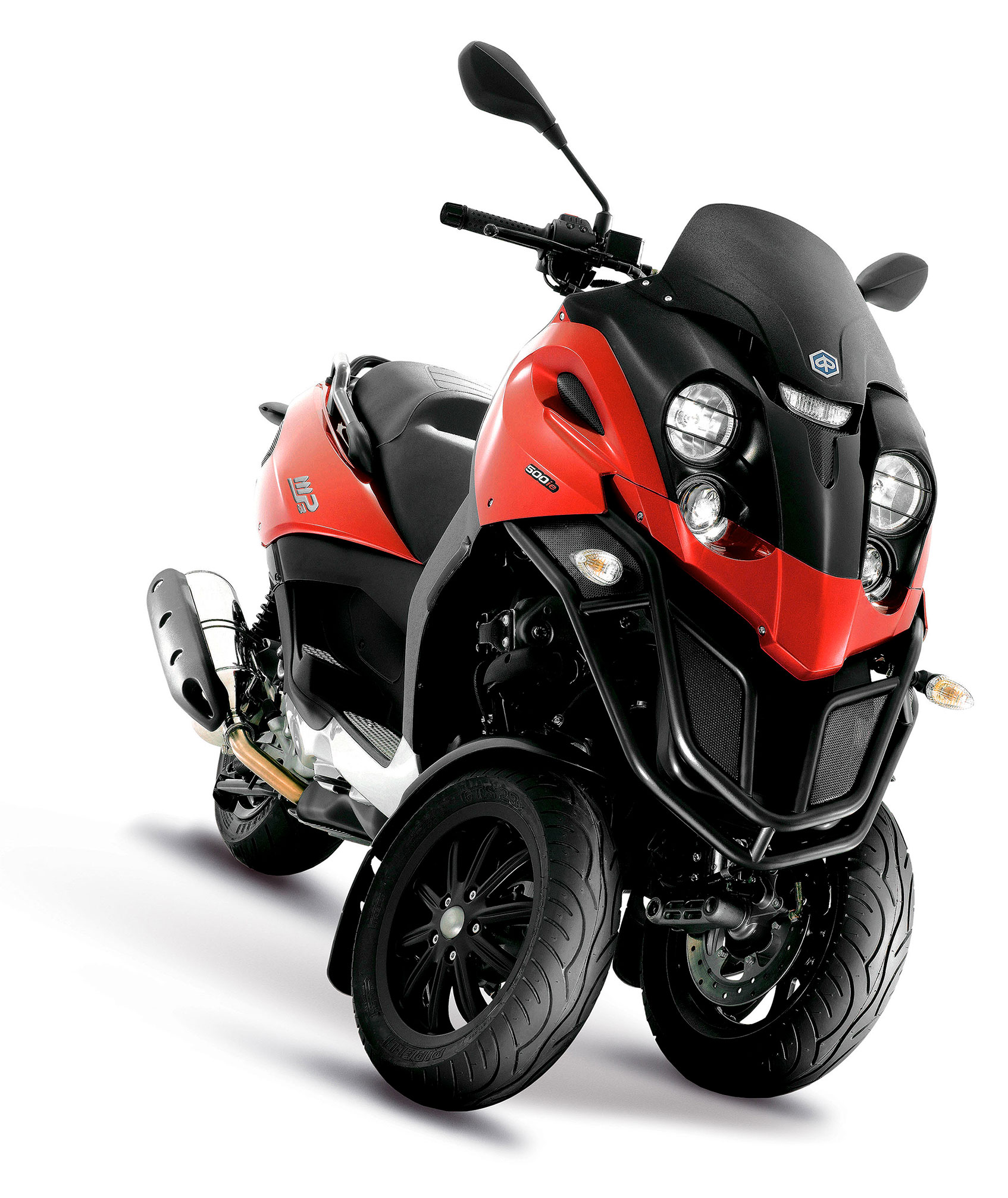 2013 piaggio mp3 500 scooter review