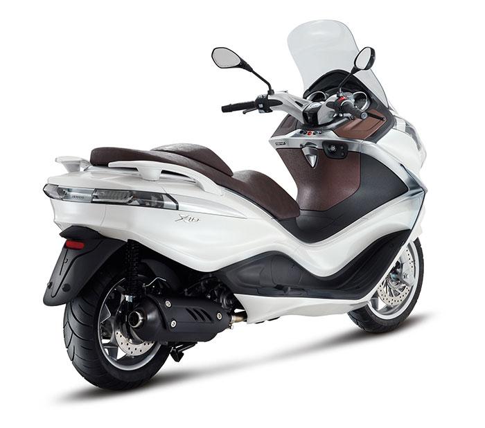 2013 Piaggio X10 125