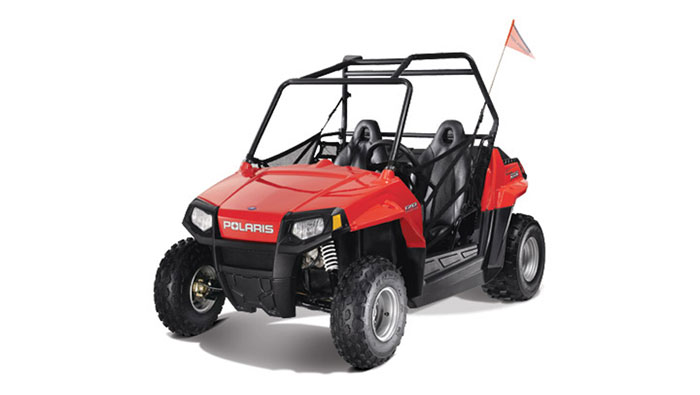 2013 Polaris RZR170 Indy Red