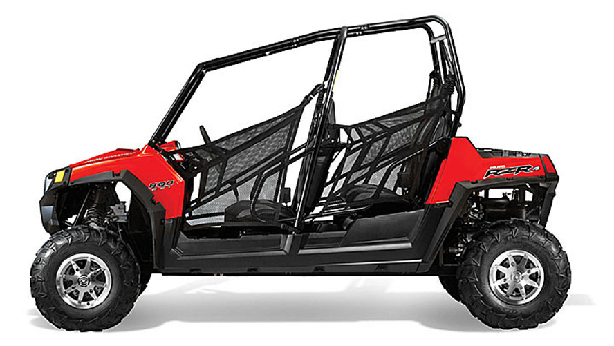 2013 polaris rzr4 800 indy red review. Black Bedroom Furniture Sets. Home Design Ideas