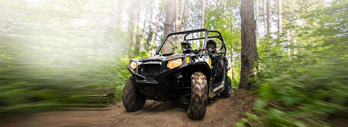 2013 Polaris RZR570 EPS Trail LE Gloss Black