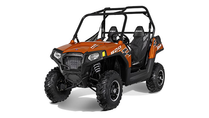 2013 Polaris RZR800 Nuclear Sunset LE
