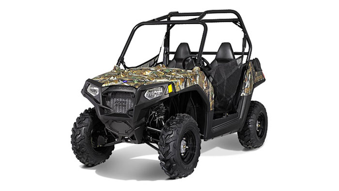 2013 Polaris RZR800 Polaris Pursuit Camo