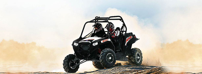2013 Polaris RZR XP900 EPS Walker Evans Black/White LE Walker Evans Black/White