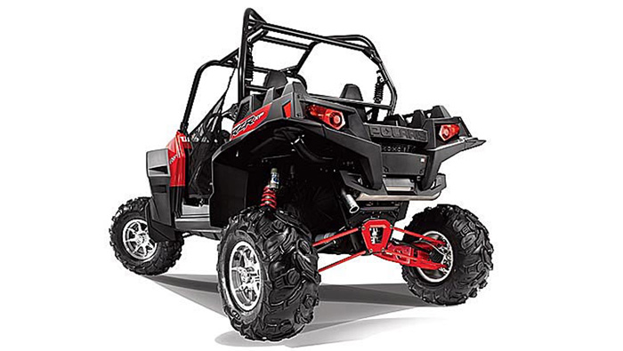 2013 Polaris RZR XP900 EFI Indy Red