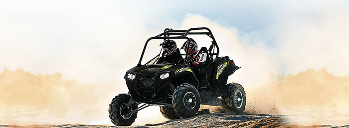 2013 Polaris RZR XP900 EFI Stealth Black/Evasive Green LE