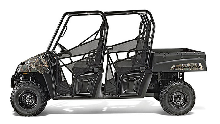 2013 Polaris Ranger Crew 500 EFI Polaris Pursuit Camo LE