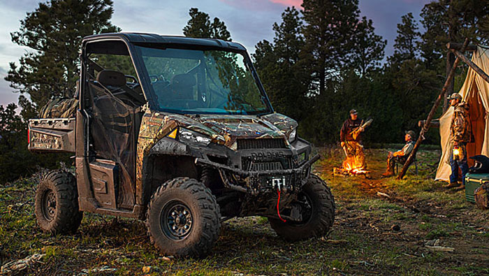 2013 Polaris Ranger XP900 Browning LE
