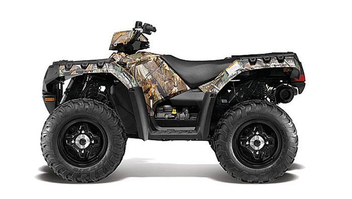 2013 Polaris Sportsman 550 Polaris Pursuit Camo