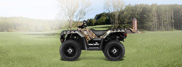 2013 Polaris Sportsman XP850 HO Polaris Pursuit Camo
