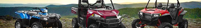 The Biggest Guide Ever! One Hundred (100!) Polaris ATV Models
